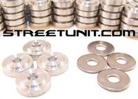 Изображение Цельные алюминиевые подкладки механизма переключения передач