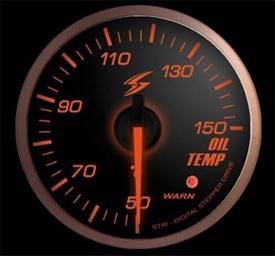 Изображение 60mm температура масла (красная подсветка)
