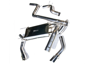 "Изображение 3"" SS Cat Back Exhaust System"