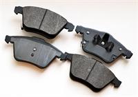 Изображение Semi-Metallic передние тормозные колодки