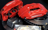 Изображение 4-Piston Big Brake Kit