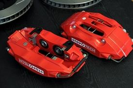 Изображение 4-piston Front Big Brake Kit