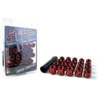Изображение Red Lug Nut Set