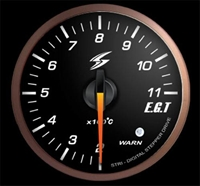 Изображение  60mm Температура выхлопа до 1100С (белая подсветка)